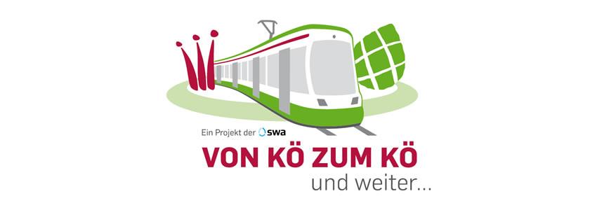 Stadtwerke Königsbrunn ÖPNV Von Kö zum Kö und weiter...